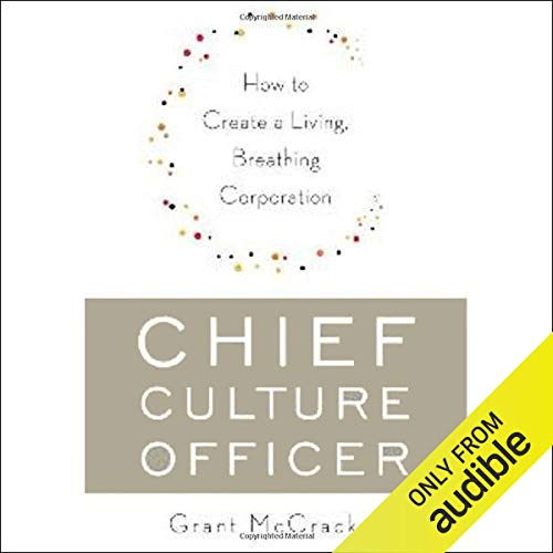 Chief Culture Officer cover art