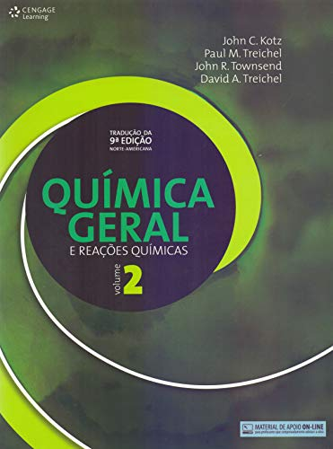 Química geral e reações químicas - vol. II: Volume 2