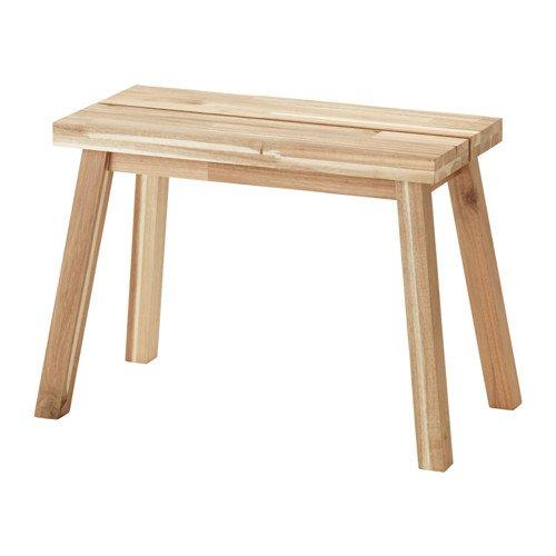 Ikea Bench, acacia 1228.21714.1034
