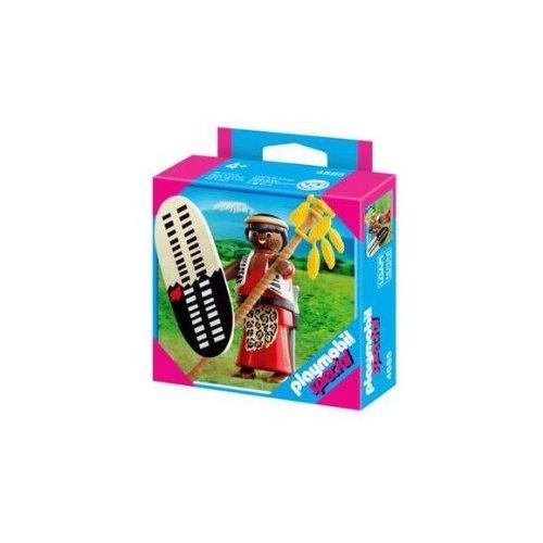 Playmobil Zulu Warrior Special Edition - Juego de mesa