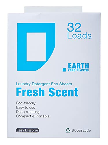 Biodegradable Detergent Sheets