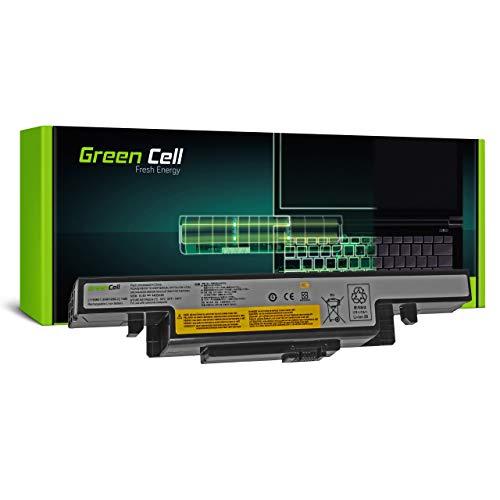 Green Cell Battery for Lenovo IdeaPad Y400 Y410 Y490 Y500 Y500N-ISE Y500NT-ISE Y500P Y510 Y510A-SI Y510A-TFI Y510M Y510P Y510P-IFI Y590 Y590N Y590P Laptop (4400mAh 11.1V Black)