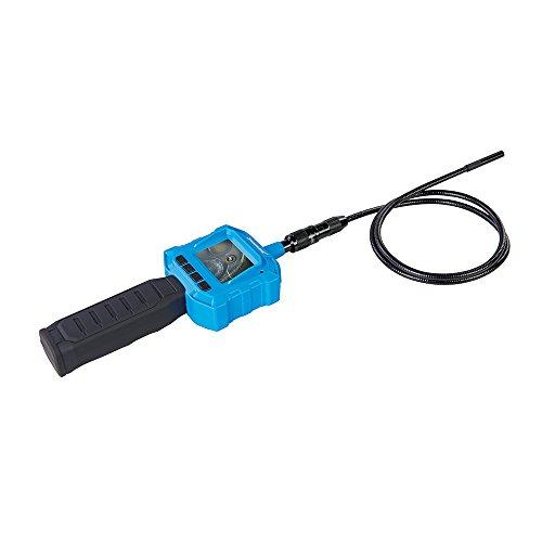 Silverline 676660 Endoscopio Industrial con Pantalla LCD a Color, 640 x 480 Píxeles