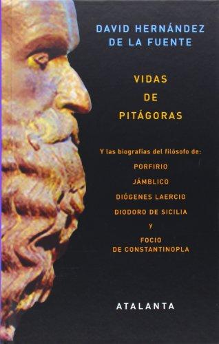 Vidas de Pitágoras. 2ª edic. (MEMORIA MUNDI)