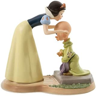 Disney WDCC Snow White and Dopey ''A Sweet Send-off'' Figurine