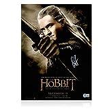 Das von Orlando Bloom signierte Hobbit-Poster