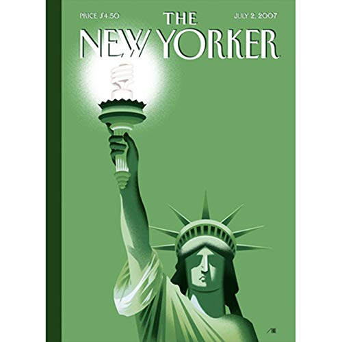 The New Yorker (July 2, 2007) audiobook cover art