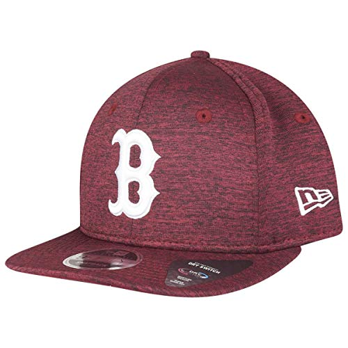 A NEW ERA Gorra 9Fifty DrySwitch Red Sox by beisbolMLB Cap (S/M...