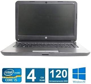 Notebook HP 240 G3 I5 4° Geração 4GB 120SSD