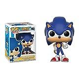 HAGENGOO Pop Games Sonic The Hedgehog Sonic con Anillo...