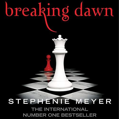 Breaking Dawn: Twilight Series, Book 4 Titelbild
