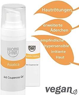 Couperose Creme Gesicht NATURKOSMETIK 30ml VEGAN • mit Provitamin A & Jojobaöl • gegen rote Äderchen, Rötungen • beruhigende Gesichtscreme für Tag & Nacht • stärkt Gefäßwände & erhöht die Spannkraft