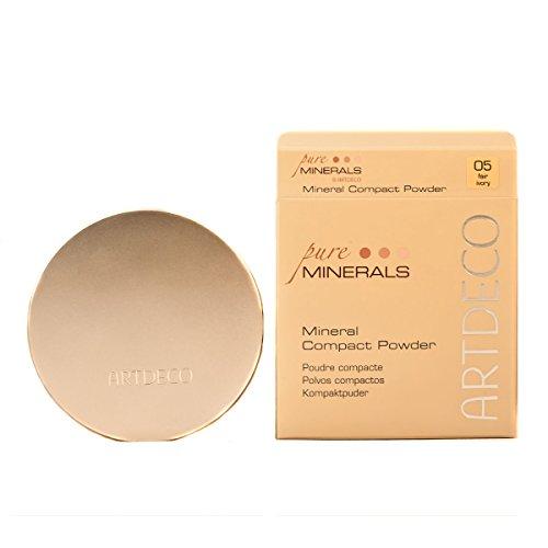 ARTDECO Mineral Compact Powder Nummer 05 Fair ivory, 1er Pack (1 x 9 g)