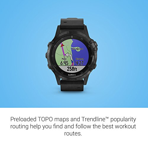 Garmin-fenix-5-Plus-Premium-Multisport-GPS-Smartwatch-Features-color-TOPO-Maps-Heart-Rate-Monitoring