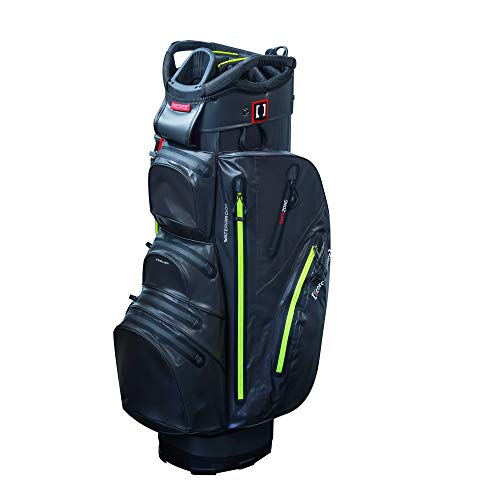 Score Industries Golf Cartbag H388 - SUPERLEICHT & WASSERDICHT - 14er...
