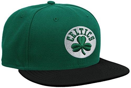 New Era NBA Basic Boston Celtics - Casquette pour Homme, Couleur Vert, Taille 7 1/2