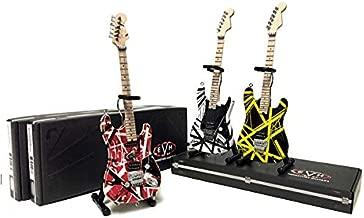 EVH Collection Mini Replica Guitar Eddie Van Halen Frankenstein Axe Heaven