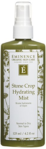 Price comparison product image Eminence Organic Skincare Stone Crop Hydrating Mist,  4.2 Ounce