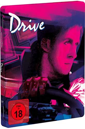 DRIVE - Exklusiv Limited Uncut Futurepak 1000 Edition (ähnl. Steelbook) Blu-ray