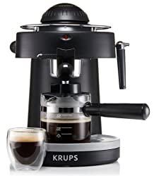 KRUPS XP100050 Steam Espresso Machine