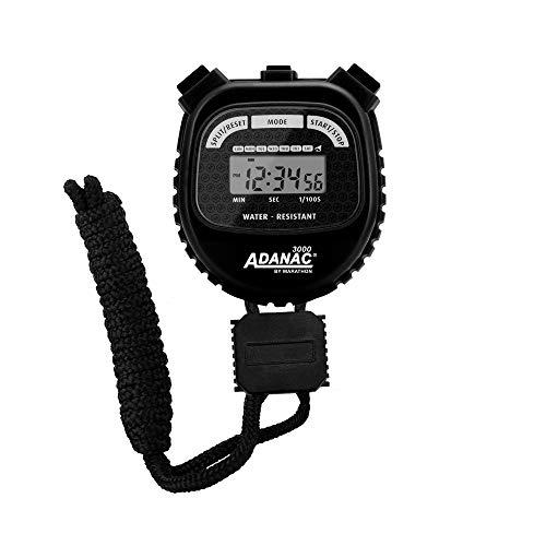 MARATHON Adanac 3000 Digital Stopwatch Timer -...