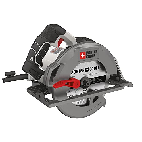 PORTER-CABLE 7-1/4-Inch Circular Saw, 15-Amp...