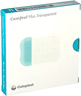 Coloplast 3530 Comfeel Plus Transparent Hydrocolloid Dressing 2 x 2.75 - Box of 10 Dressings by Coloplast
