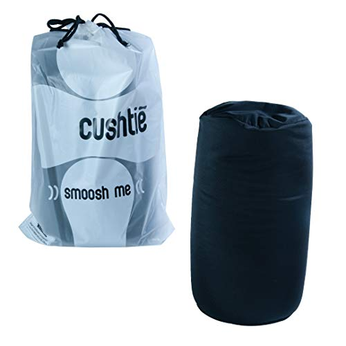 Cushtie Pillow Black