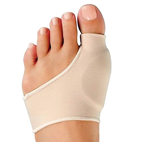 Bunion Corrector and Relief Gel Pad Big Toe Brace Cushion Hammer Toe Pain and Inflammation Relief Bunion Guard Shield In Socks and Shoes to Align Bones in Feet