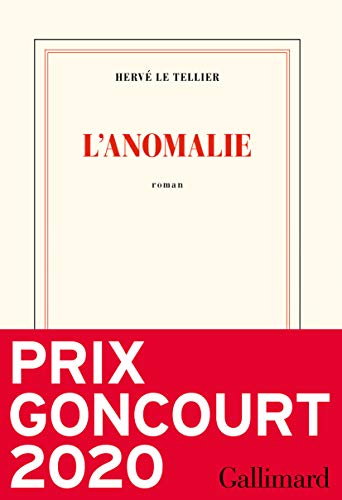 L'anomalie (French Edition)
