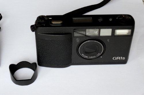 Ricoh GR 1S 135 mm Kamera