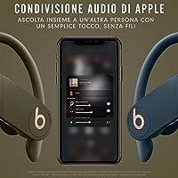 Auricolari PowerbeatsPro wireless – Chip per cuffie AppleH1, Bluetooth di Classe 1, 9 ore di ascolto, auricolari resistenti al sudore - Muschio #4