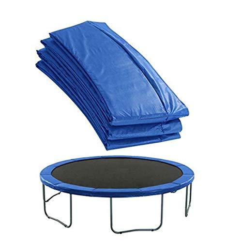 Sealands Azul Cubierta para Borde De Cama Elástica Resortes De Trampolín, Cojín para Resortes De Trampolín para Borde, Reemplazo Trampolín Almohadilla Protectora, 2.44 M