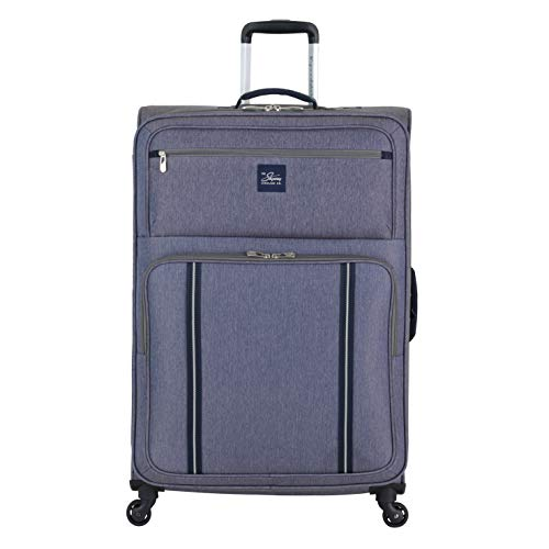 Skyway Kennewick 29' Spinner Upright Suitcase, Sunset Grey, One Size