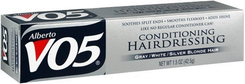 Alberto VO5 Conditioning Hairdressing for Gray/White/Silver Blonde...