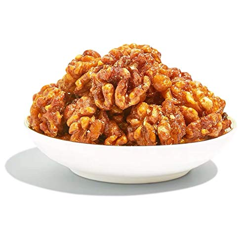 Amber walnut kernel Gorgeous 350g Nut snacks New product (琥珀核æ¡