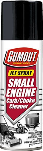 Gumout 800002241 Small Engine Carb & Choke Cleaner