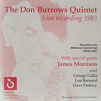 Don Burrows Quintet Live 1983