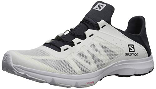 SALOMON Shoes Amphib Bold, Zapatillas de Senderismo para Mujer, Blanco (White/White/Ebony)