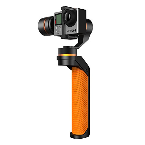WINGSLAND 3-Axis Handheld Gimbal Stabilizer for GoPro,Extra...