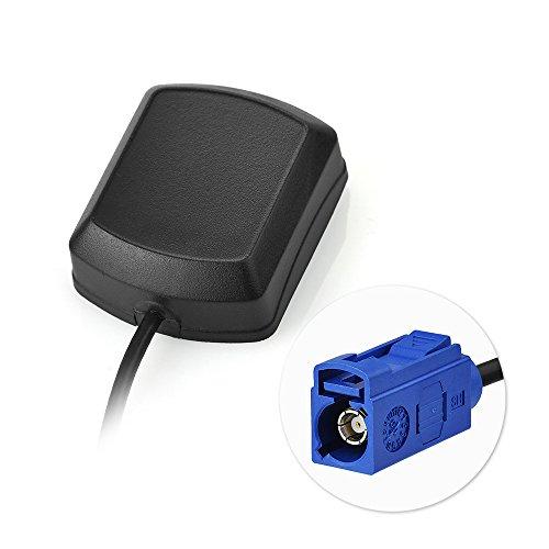 Eightwood GPS Antenne Fakra C mit 3 Meter Fakra Verlängerung Kompatibel mit Auto DVR GPS Modul Tracking Antenne GPS Navigation System GPS Receivers MEHRWEG