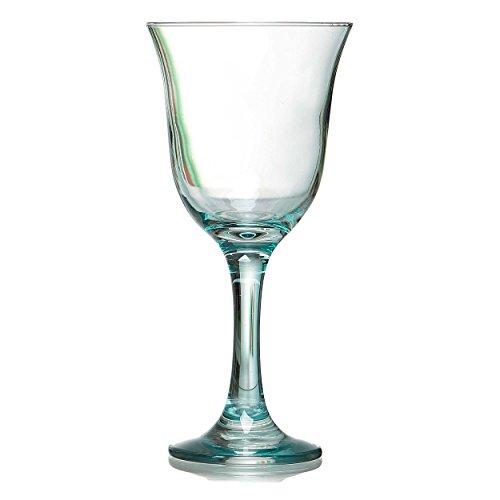 Ritzenhoff & Breker Garden Weisswein, Sektglas, Weinglas, Proseccoglas, Glas, 270 ml, 162967