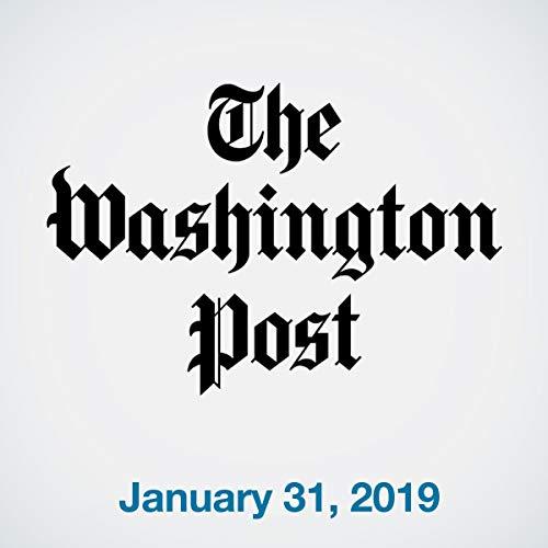 January 31, 2019 copertina