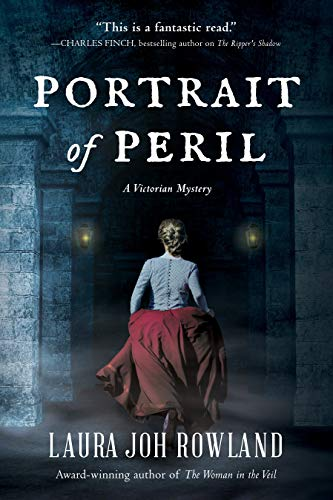 Image of Portrait of Peril: A Victorian Mystery