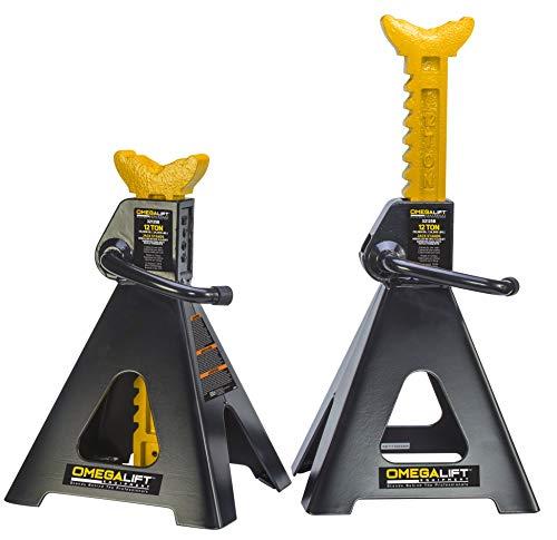 Omega 32125B Black Jack Stand