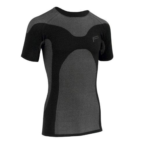 F Lite Ultralight 70 T-Shirt Manches Courtes pour Homme XXL Noir - Noir