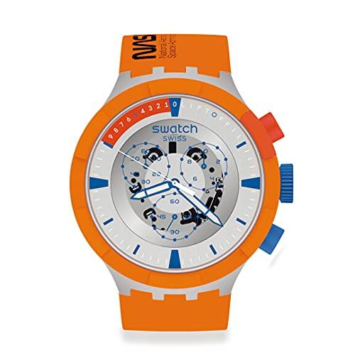 Orologio Swatch Big Bold Chrono Next SB04Z401 LAUNCH Edizione Speciale NASA