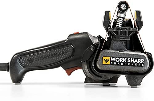 Work Sharp Messer- und Werkzeugschärfer - WSKTS2-I Verbesserte Messer- und Werkzeugschärfer - Das weltweit beste Schärfwerkzeug