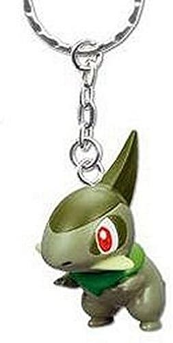 Pokemon schwarz and Weiß Best Wishes Keychain - Kibago 2 by Banpresto