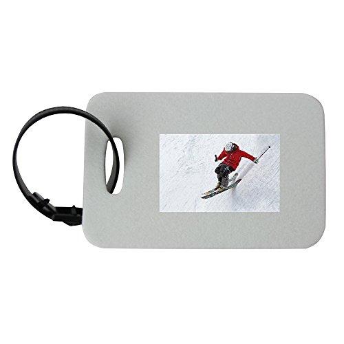 Freerider, esquí, Esquí, Deportes, Alpine etiqueta para equipaje